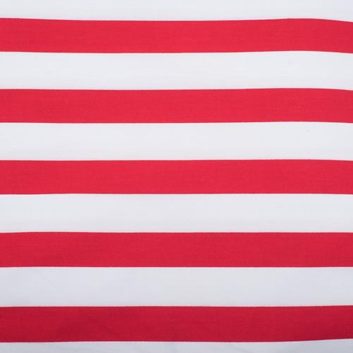212 Rayas rojas y blancas
