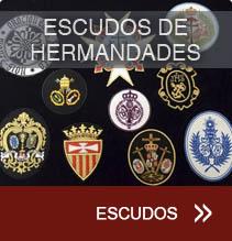 Escudos de hermandades