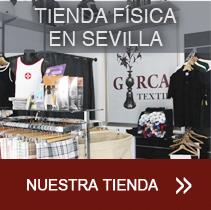 Tienda física en Sevilla
